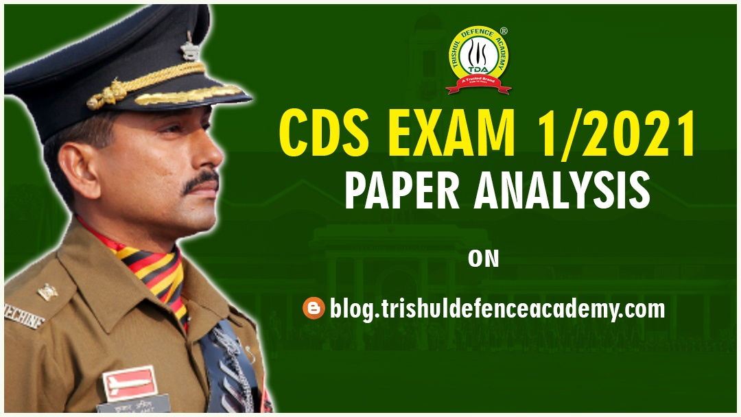 CDS 1 2021 Maths Analysis