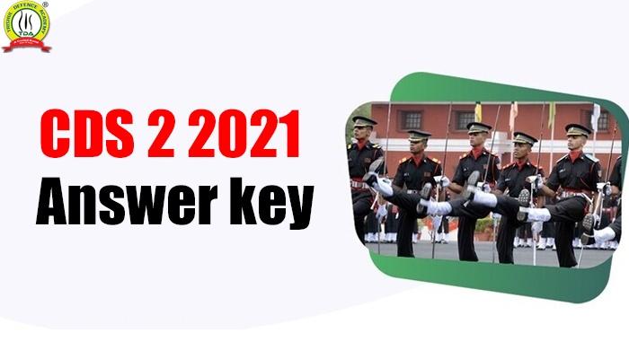 CDS 2 2021 Answer Key