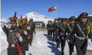 Militarisation of Tibet & its Implications for India