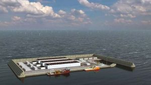 Denmark to build world's first energy island in North Sea