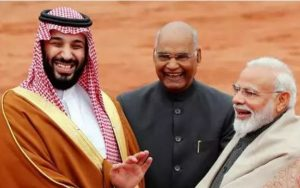 India-Saudi Arabia going for maneuver for the first time