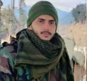 Rajasthan's Braveheart Nikhil Dayma martyred on border at just 19