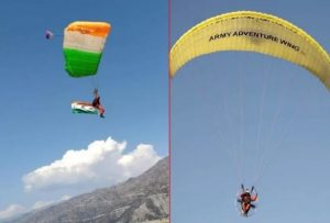 Tehri Lake Festival 2021 : For first time, Army, ITBP and BSF jawans showed amazing feats