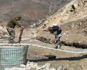 Indian Army personnel became angels for Uttarakhand disaster affected people