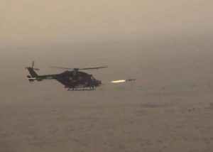 Indigenous Helina missile completely successful in trial