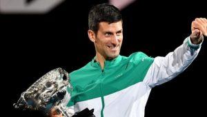 Novak Djokovic Wins 9th Australian Open Title