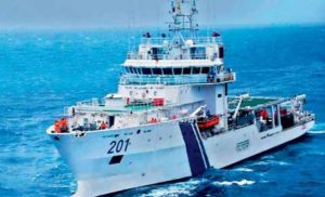 Indian Coast Guard to have 200 vessels, 100 aircraft by 2025