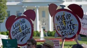 USA rejoined Paris Climate Agreement