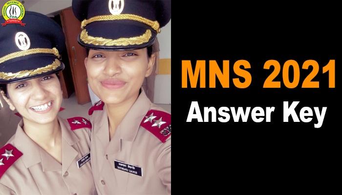 MNS Answer Key 2021