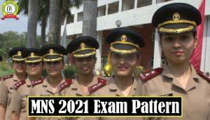 MNS Exam Pattern 2021 | MNS Exam Details