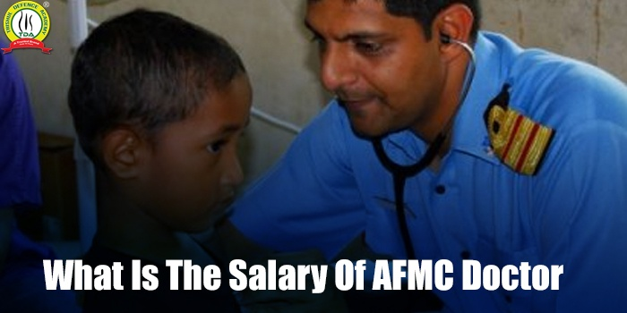 Salary Of AFMC Doctor