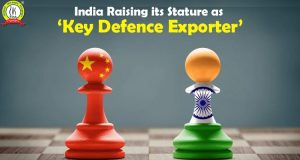 With Eye on China: India Raising its Stature as 'Key Defence Exporter'