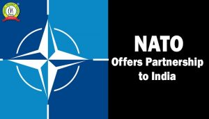 NATO to Offer Partnership to India