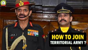 How to Join Territorial Army?