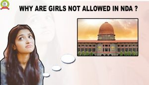 Why Are Girls Not Allowed in NDA?