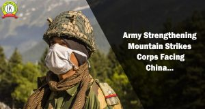 Army Strengthening Mountain Strikes Corps
