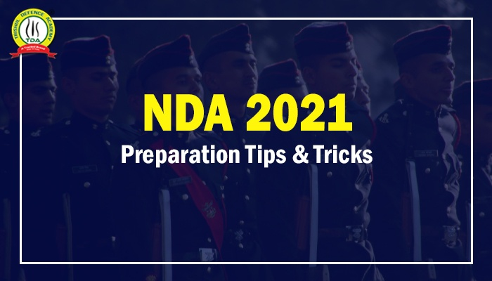 NDA 2021 Preparation Tips & Tricks