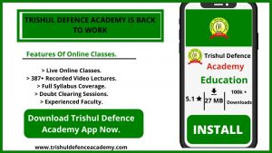 Trishul Defence Academy Is Back To Work