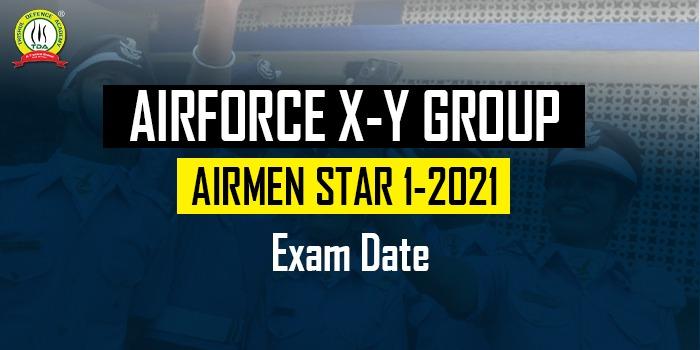 Airmen Star 01/2021 Exam