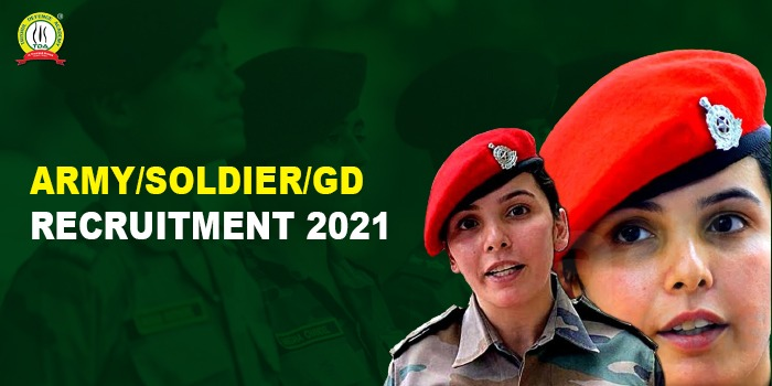 Indian Army Soldier GD Recruitment 2021