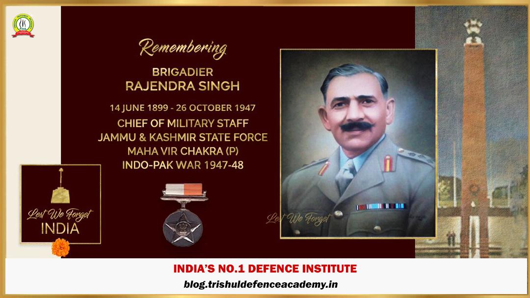 Brigadier Rajendra Singh