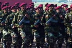 Fake Territorial Army Website Racket Busted
