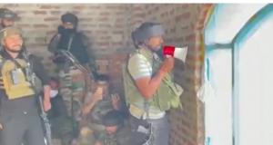 Operation Hanjipora : Army Officer gave family reference to Lashkar's terrorist, surrendered immediately