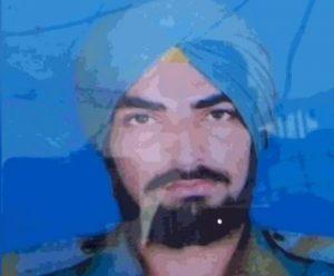 Army Jawan Prabhjot Singh Martyred During Military Exercise