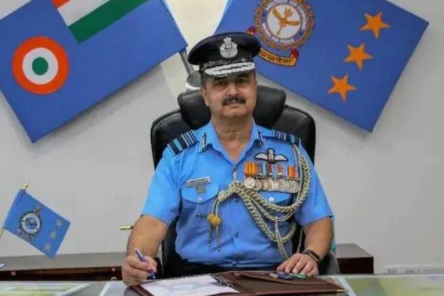 Air Marshal VR Chaudhary