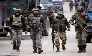 Security Forces Kill Terrorist Who Snatched Weapon