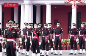 Indian Military Academy POP 2021 : New 341 brave officers and 84 foreign cadets took oath