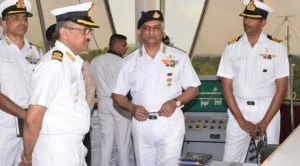 India's eyes on China's intervention in Sri Lanka, Vice Admiral says – we are fully prepared