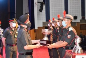 IMA Passing Out Parade 2021 : Gentlemen Cadets Get Rewarded