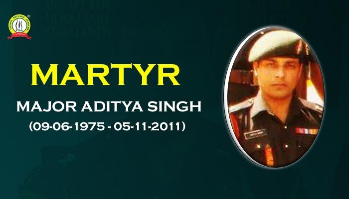 Major Aditya Singh