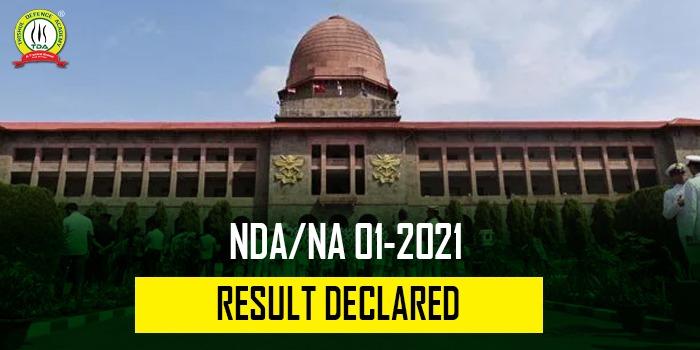 NDA 1 2021 Written Exam