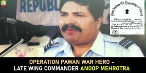 Revisiting The Heroic Story of Trishul's Founder Late Wing Commander Anoop Mehrotra