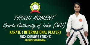 Success Story Of Ansh Chandra Kaushik Cleared NDA 1 2021 & Qualified For National Karate Team