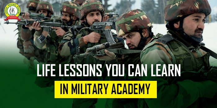Life Lessons You Can Learn In Military