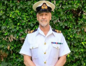 British Liasion Officer Deployed At Indian Navy's Information Fusion Center