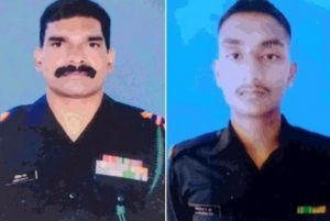 Jammu and Kashmir: Encounter between terrorists and security forces in Sunderbani, two soldiers martyred, 2 terrorists killed