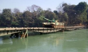 DRDO Makes Ready Made Bridges For Indian Army Operations