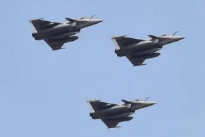 Deployment of second squadron of Rafale fighter jets by end of July