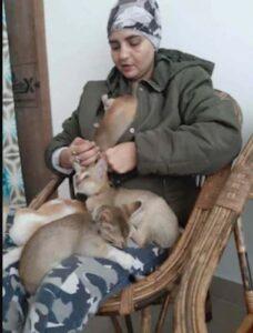 PM Modi Praises Animal Saviour Major Pramila Singh Of Kota