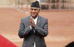 Sher Bahadur Deuba Becomes Nepal's New Prime Minister