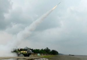 Akash NG Surface To Air Missile Successfully Tested By DRDO
