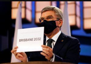 2032 Olympics to be held in Brisbane, Australia