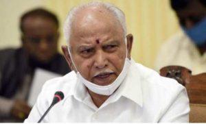 Karnataka Chief Minister BS Yediyurappa resigns