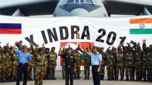Indian and Russia Army Joint Exercise Named INDRA begins from Aug 1