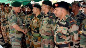 Indian Army Lacks 7912 officers and 90640 soldiers : Defence Ministry