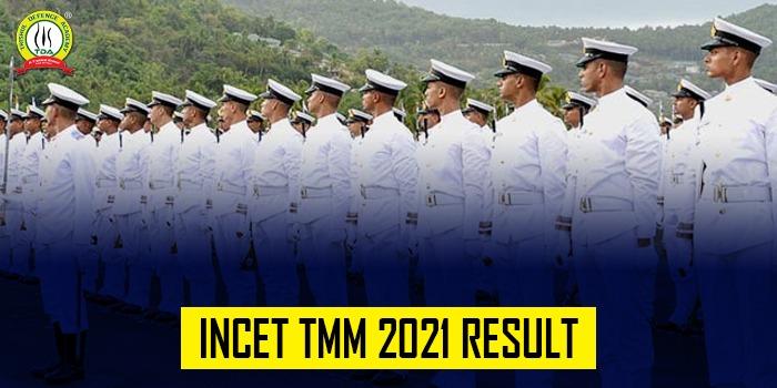 INCET TMM 2021 Result